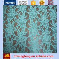 High Quality 100 Polyester Jacquard Mesh Fabric