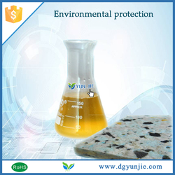 Environmental polyurethane sponge foam glue for mattress