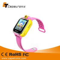 Smart Safe Watch Kids GPS Tracker Android Watch Wearable Devices Anti-Lost Smartwatch SIM Card Wristwatch
