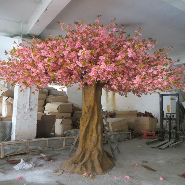 Venta al por mayor de china artificial flor de cerezo de for Decoracion hogar al por mayor