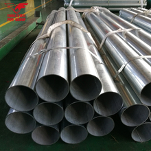 YOUFA NO .1 pipe manufacturer hot dipped galvanized steel tube GI fluid pipe use for every area