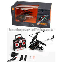SM938A 4 CHANNEL AVATAR Alloy Frame Gyro RC Helicopter