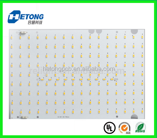 aluminum cree lcd tv led light bar pcb