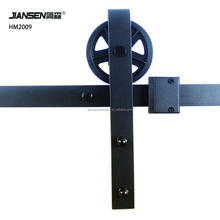 Quality-Assured New Fashion Professional Manufacture Sliding Barn Door Hardware