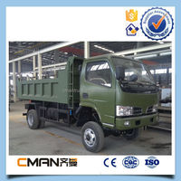 Dongfeng Off-Road diesel mini truck 4x4 in africa Sale
