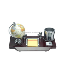 Wholesale Desk Office Set Gifts Wood for Desktop Accessories