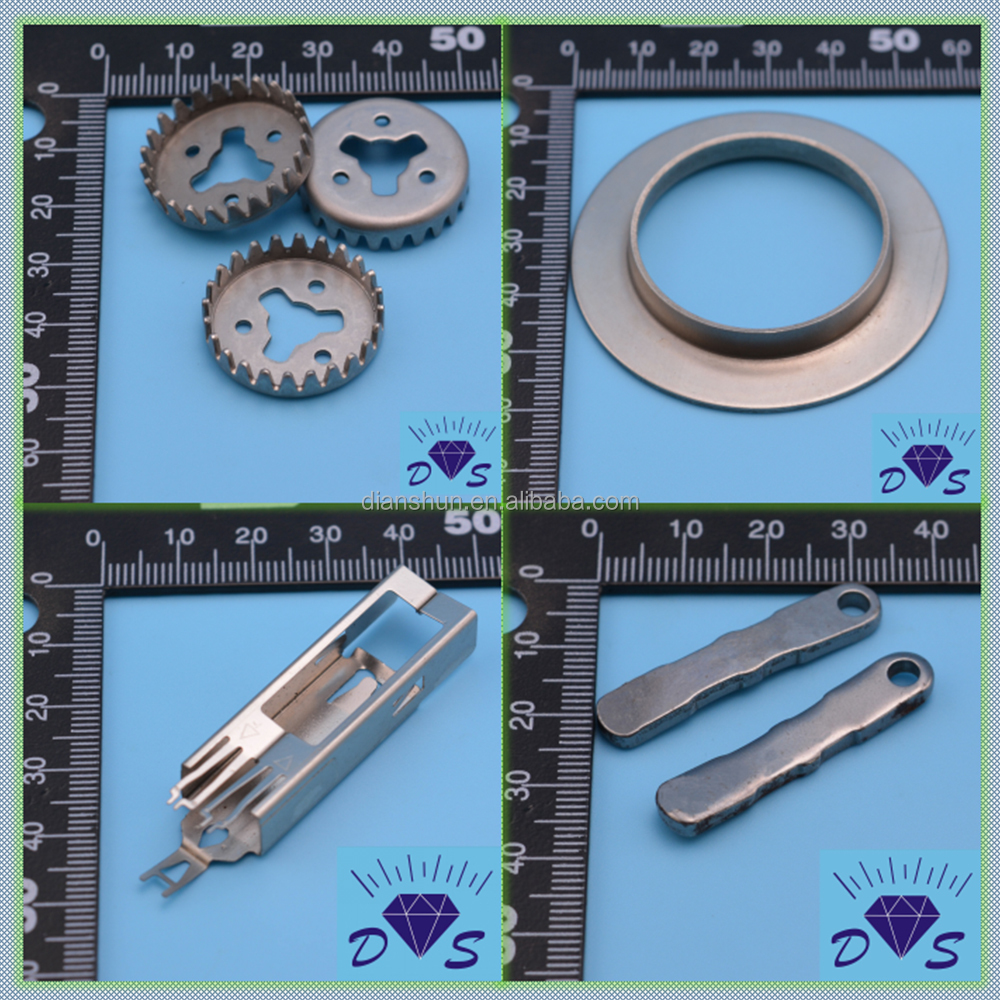 Custom Aluminum precision sheet metal stamping parts