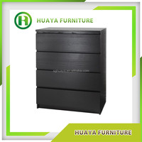 superior workmanship wood small free standing cabinet drawer