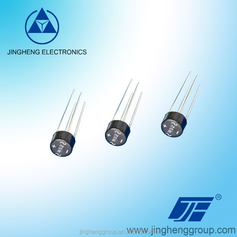 WOB package Bridge Rectifiers Diode W005-W10