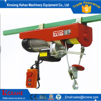 PA1000 Good News Mini Type PA electric Chain Hoist / small electric motors