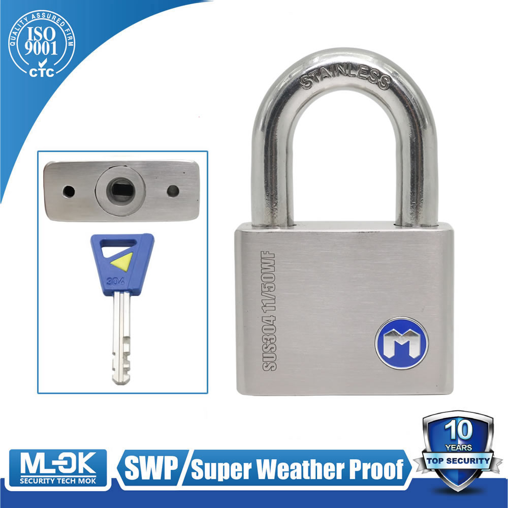 MOK@ 11/50WF 2016 all new Splendid padlock seal Robust-off security ultra safety
