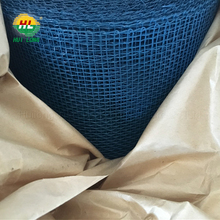 china hot dipped galvanized diagonal woven square wire mesh