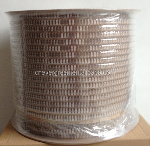 supere quality twin loop wire, Shanghai China binding double o wire