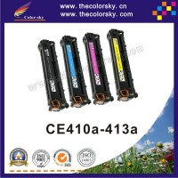 (CS-H410-413) compatible toner printer cartridge for HP LaserJet Pro 300 color M351a m351 351a 351 MFP M375nw m375 375nw 375