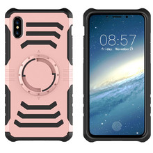 Bulk cheap shockproof tpu+pc case for iPhone X case with running armband