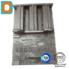 Alloy Steel Sand Casting grate plate for Cement Cooler,construction Metallurgy Application