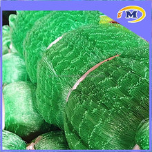 china green color nylon monofilament fishing net in India