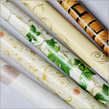 Factory Direct Supply Classic Flower Design Water Resistant PVC Interior Home Decorative Wallpaper