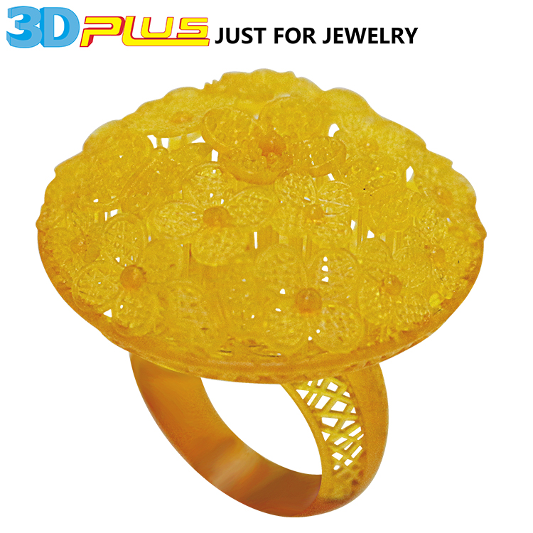 Big Sales Promotion jewellery resin model 3d printing <strong>service</strong>