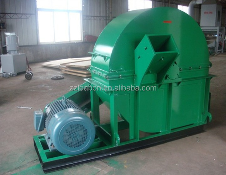 New Type Crusher for Wood Banches Making Machine Supplier