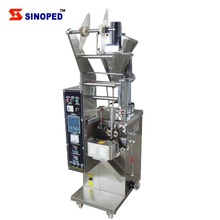 SINOPED Ultrasonic nylon pyramids/flat tea bag packing machine