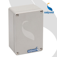 Saipwell High Performance Aluminum Waterproof Junction Box SP-AG-FA2-1 120*80*55MM