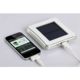 New Waterproof Solar Power Bank Mobile Charger With LED Camping Light Best Quality Battery Charger