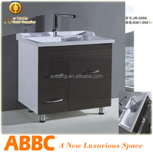Popular designs washing machine cabinet model no.AF-009