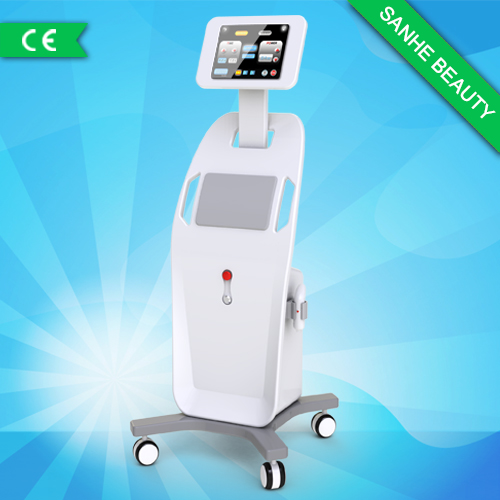 2015 Beijing Sanhe Beauty Bipolar Radiofrequency Skin Tightening Fractional RF microneedle equipment