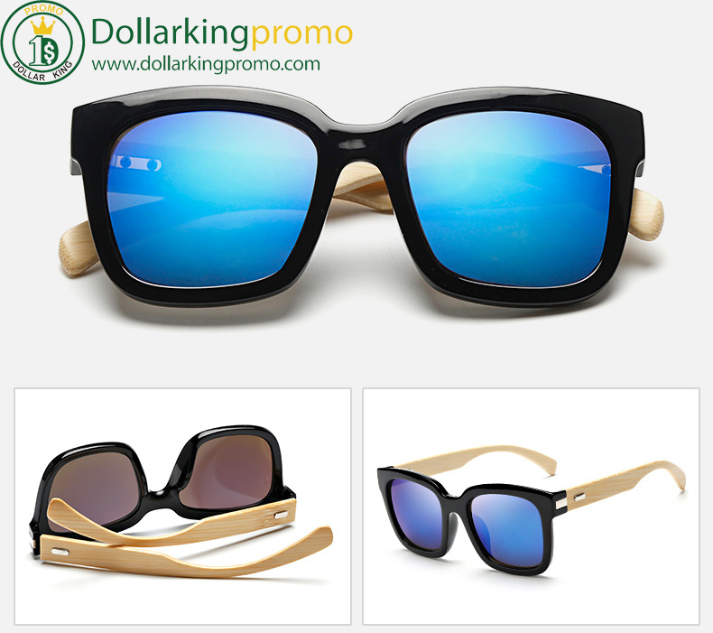 2017 Latest Design Wholesale Custom Bamboo Sunnies