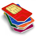 VICAT 90 pvc card core for SIM card
