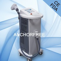 Anchorfree 808nm Body Hair Removal Integrated Laser Equipment (L808-L)