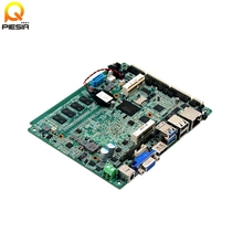 "Intel Apollo Lake Quad Core 3.5"" Fanless Embedded Motherboard Single Board Computers"