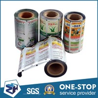 Strong Sealing Strength Compression Resistance Food Wrap Stretch Film