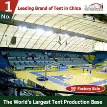 Giant Clear Span Steel Frame Sport Tent for Basketball