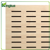 New promotion 3D MDF decorative boards acoustic