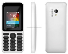 Hot sale in south america unlocked blu cell phone dual active sim cell phone