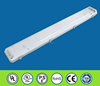 UL listed 3 lamps tri-proof light with IP65 3tubes tri-proof led light hot sale in USA market