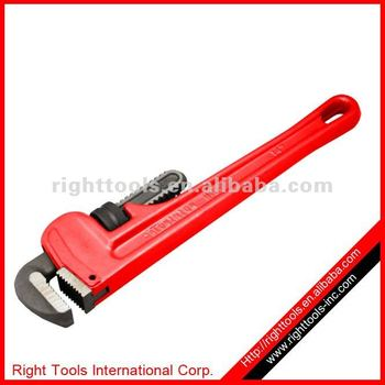 high duty adjustable Stainless Steel gear Tube Wrench Set with insulation handle