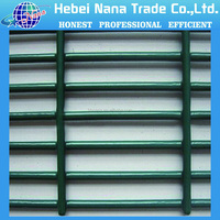 Wire Mesh Security Fence / BRC Fence / Anti-Climb Fence
