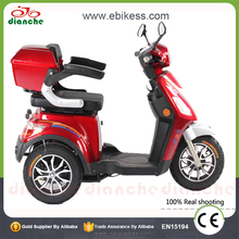 high density electric tricycle standing With Good Service