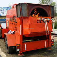 Asphalt concrete recycling device