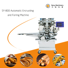 Economic hot sale business churros making machine price