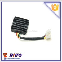 For 125cc 11 poles six wires motorcycle voltage rectifier regulator