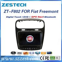 ZESTECH oem car dvd player for Fiat Freemont 2011 2012 car dvd gps car radio auto parts touch screen navis