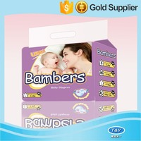 2016 new baby diaper in bulk china manufacturer made hot selling product