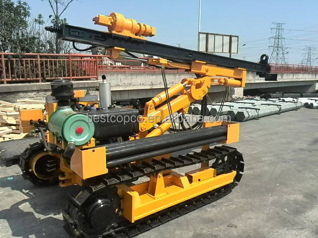 coal and mineral usage exploration drilling rig made in China