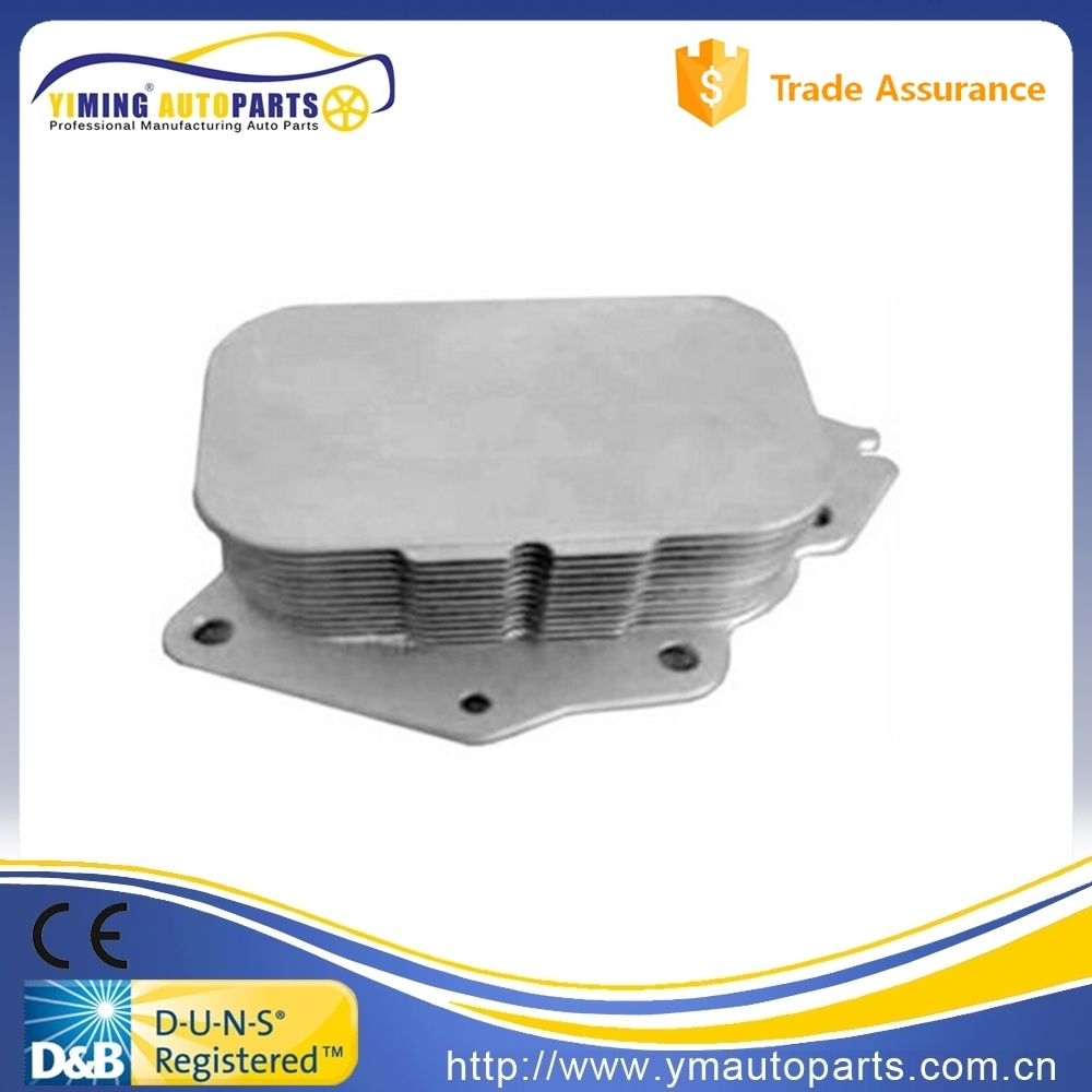 for Volvo V40 S40 V50 S60 V60 V70 S80 1.6 D 1.6 D2 Supply Oil Cooler In Hydraulic System 31259229 Oil Cooler Radiator