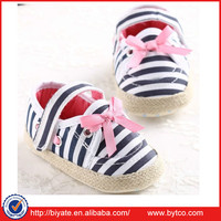 Toddler Infant Baby Girl Flower Shoes Crib Shoes Size Newborn to 18 Months