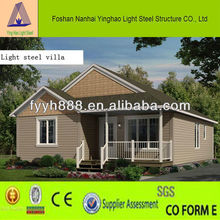 iso/ce good decoration prefabricated house design